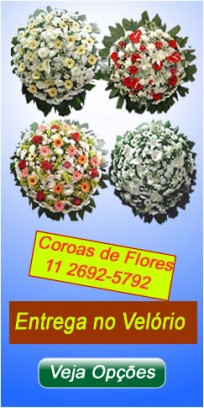 Floricultura Velório Cemitério Vila Mariana