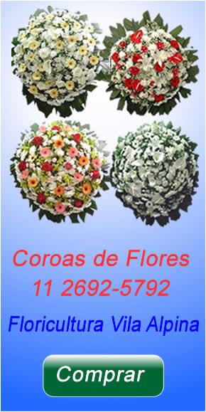 Floricultura Velório Cemitério Vila Alpina