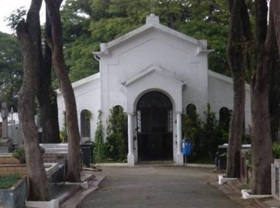 Capela Cemitério da Lapa