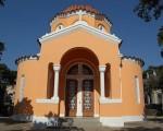 Capela Cemitério Quarta Parada