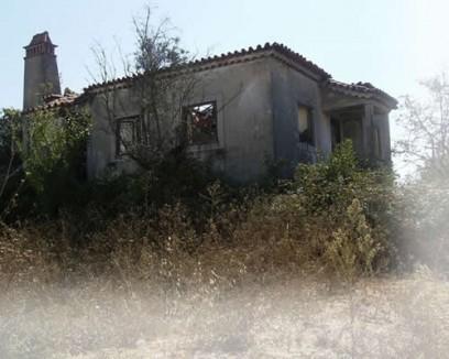 Casa Velha Chora Menino