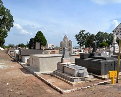 Cemitério São Judas Tadeu Rafard SP