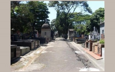 Cemitério Chora Menino