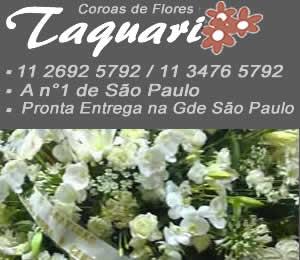 Coroa de Flores Taquari