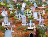cruzes Cemitério da vIla Formosa