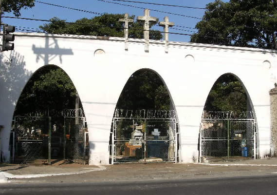 cemiterio da saudade