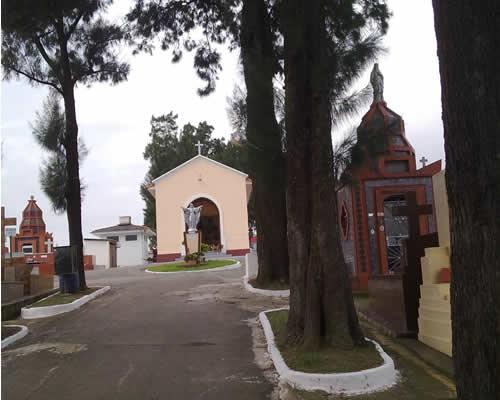 Cemitério Camilópolis