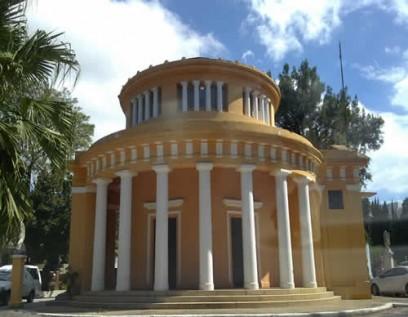 Capela Cemitério Consolação