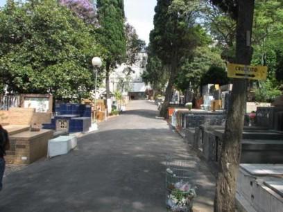 Cemitério da Freguesia do Ó