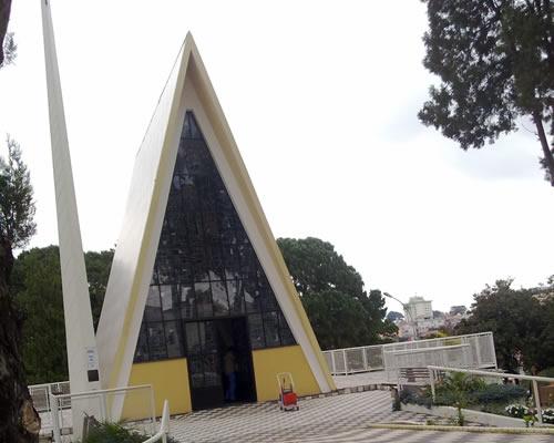 Capela Cemitério Picanço