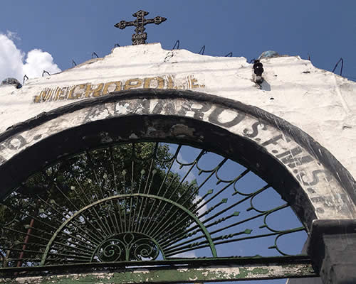 cemiterio santo amaro