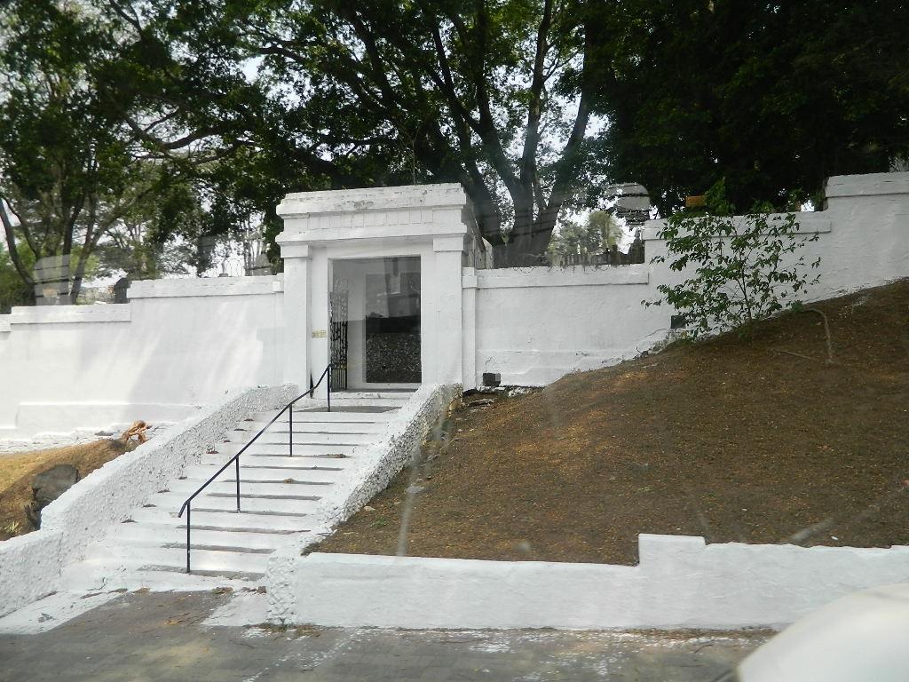 cemitério tremembe