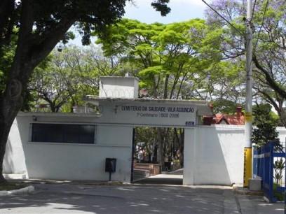 Cemiterio Vila Assunção
