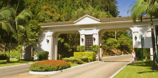 Entrada Cemitério Parque dos Pinheiros