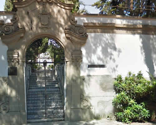 Cemitério Venerável Ordem 3° do Carmo