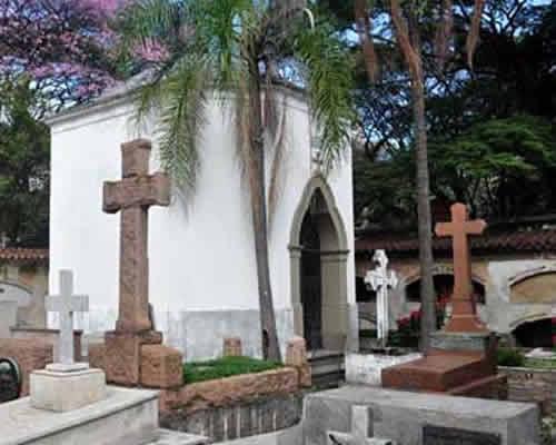Cemitério Venerável Ordem Terceira Nossa Senhora Carmo