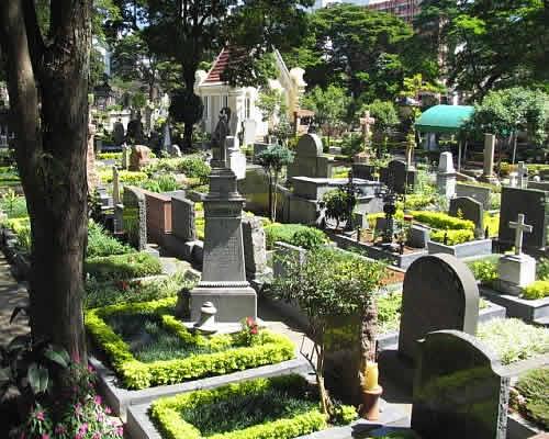 Cemitério dos Protestantes