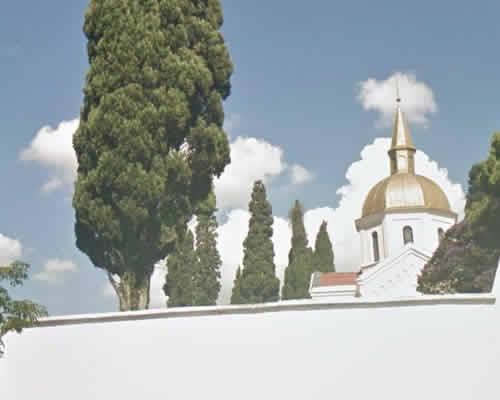 cemiterio santissimo sacramento