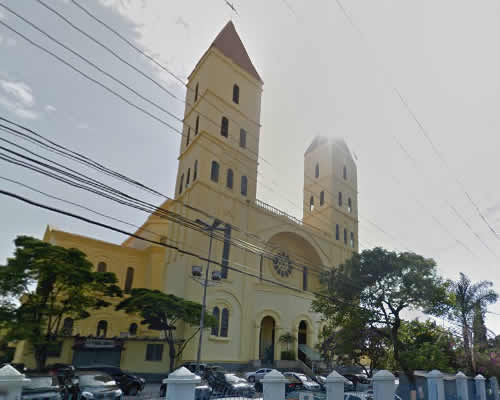 Velório Igreja da Penha