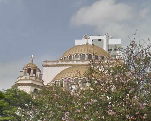 Velório Igreja Ortodoxa